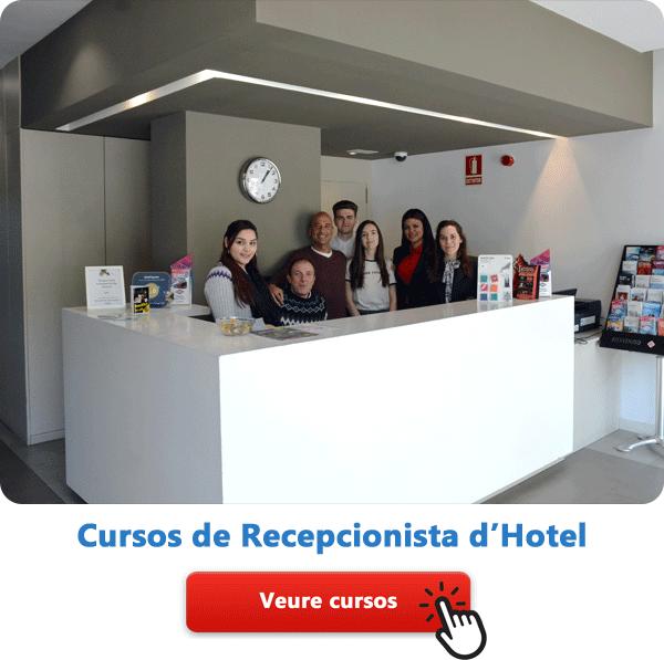 curso recepcionista de hotelweb